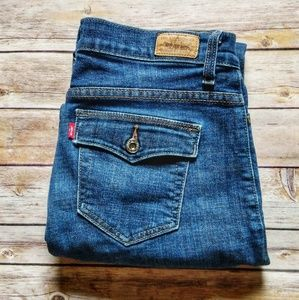 Levi's | 512 perfectly slimming boot cut jeans